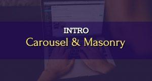 [NewInYotuWP] Intro Carousel & Masonry Layouts
